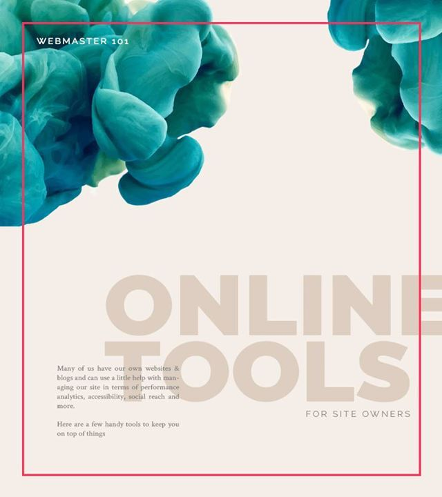 Must-Know Online Tools For Site Owners http://ift.tt/1NyDCaU #design #graphicdesign #webdesigner #design