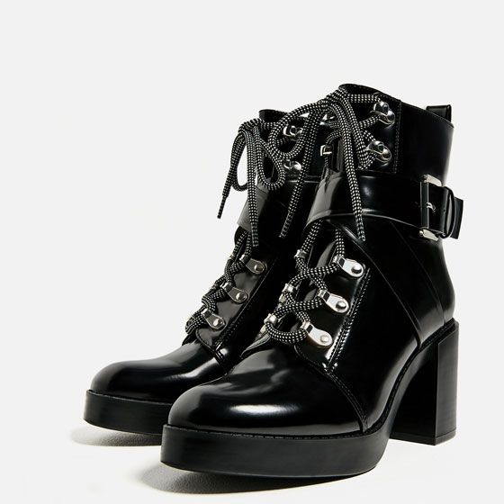 06be5bf5cae Boots from Zara seem similar to the Louis Vuitton 'Star Trail' boots ...