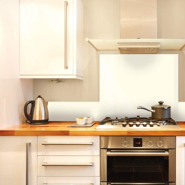 Ma crédence ALU Total White Plan de travail - adhesif pour plan de travail cuisine