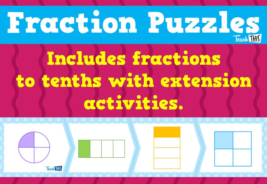 Fractionpuzzles