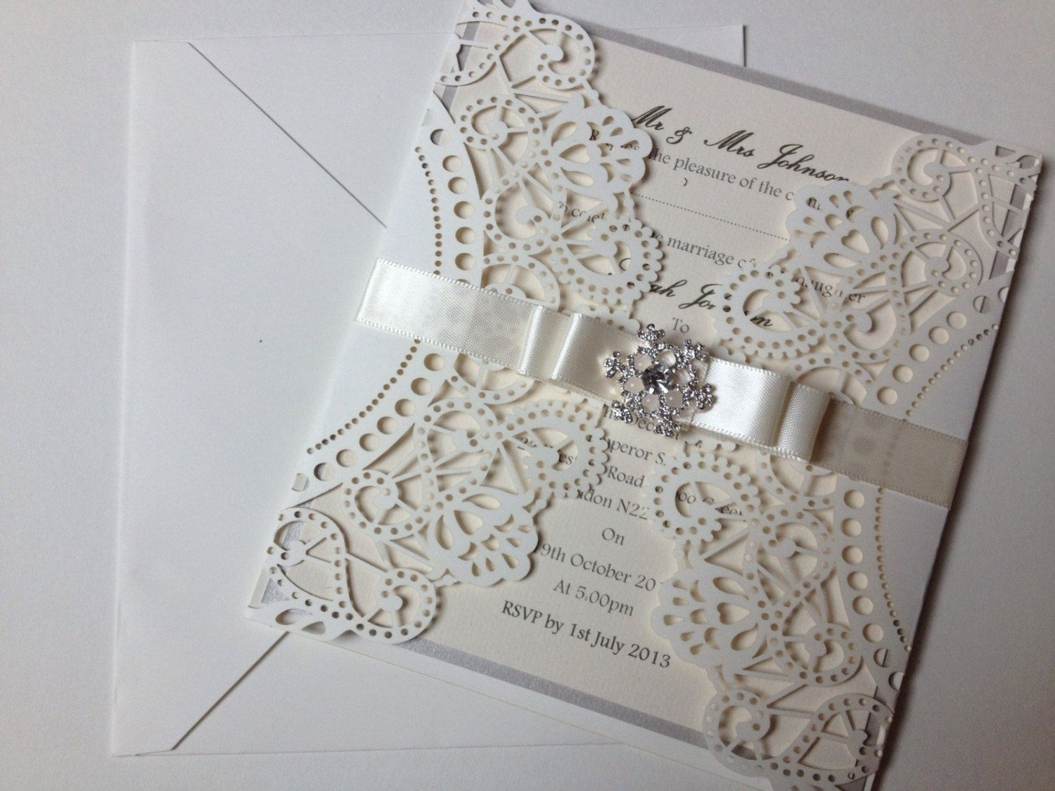 laser cut wedding invitations Laser Cut Wedding Invites Google Search