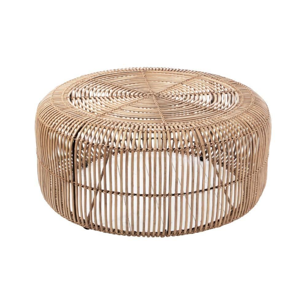 - Rattan Coffee Table - Natural Rattan Coffee Table, Coffee Table