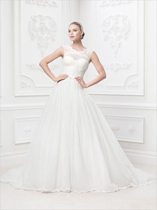 Truly Zac Posen Wedding Gowns At David\'s Bridal | Pinterest | Zac ...