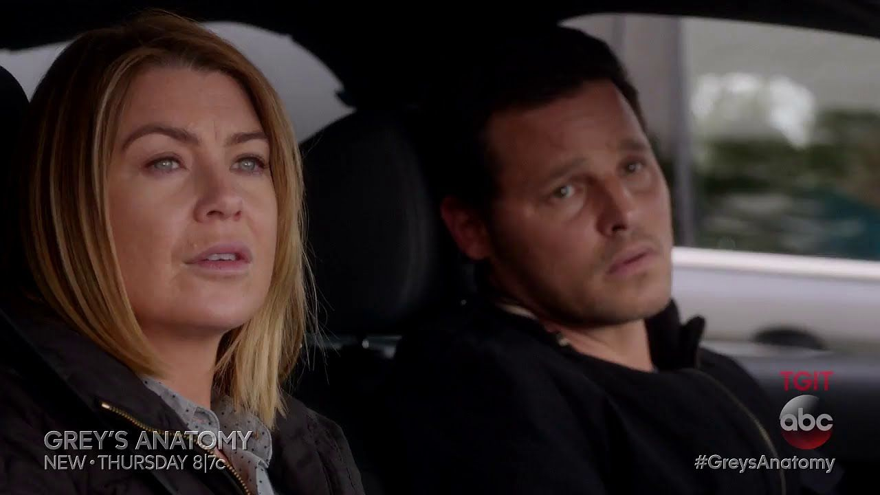 Grey\'s Anatomy - Sneak Peek #1 - 12.09 \