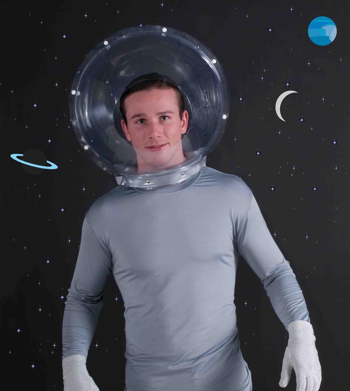 Bubble Astronaut Helmet Astronaut Helmet Astronaut Costume Costume Supercenter