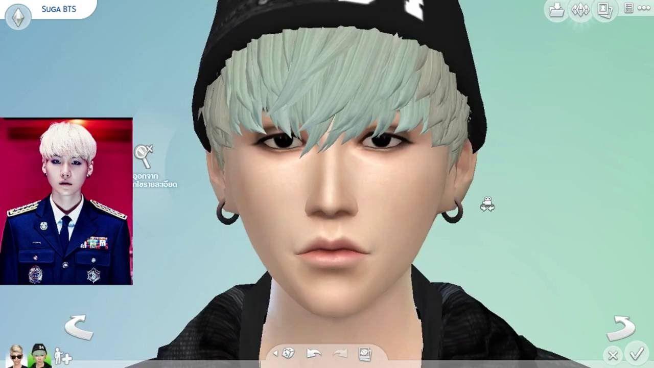 Sims 4 bts