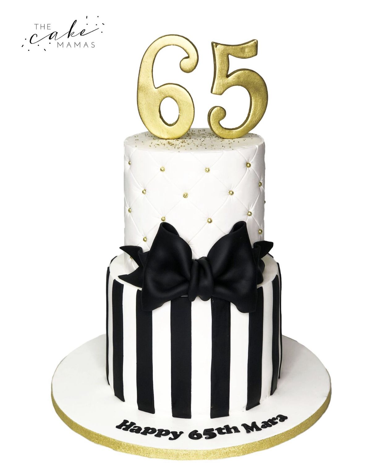 Strange Simple And Elegant 65Th Birthday Cake Call Or Email To Order Your Funny Birthday Cards Online Benoljebrpdamsfinfo