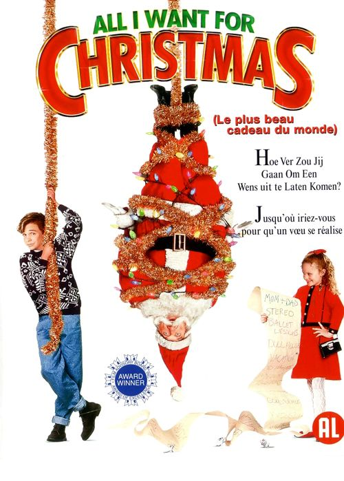 One Of My Favs All I Want For Christmas Is A Comedy About Two New York City Children Who L Kids Christmas Movies Christmas Movies List Christmas Movies