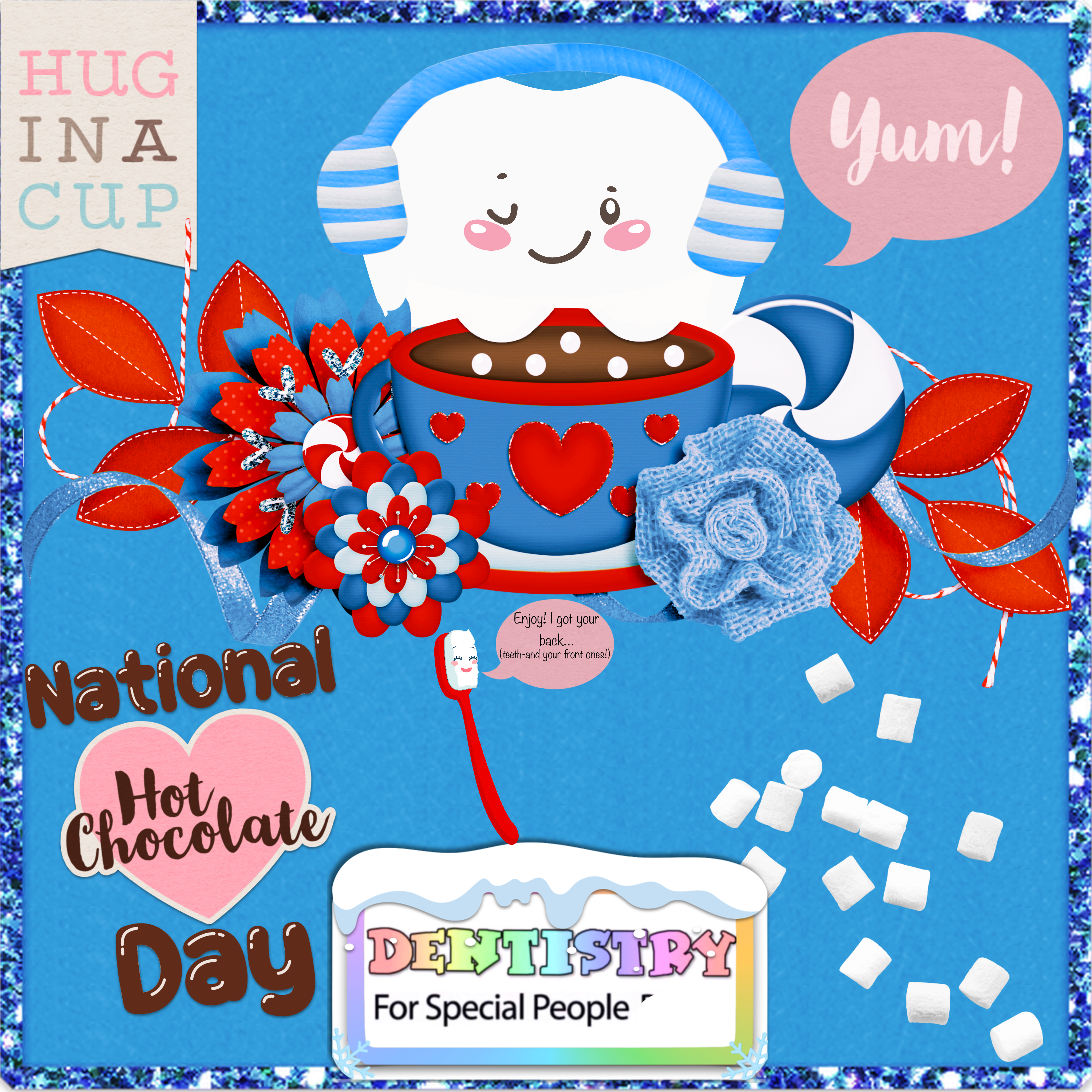 National Hot Chocolate Day In 2020 Chocolate Day Hot Chocolate Day