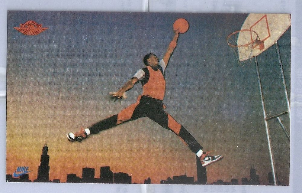 1985 nike prome michael jordan rc rookie chicago bulls