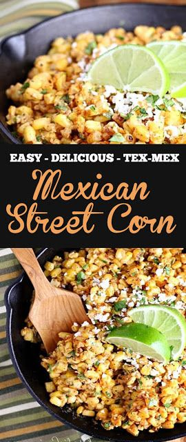 Easy Mexican Street Corn  Torchys Tacos Copycat  Holiday Recipes