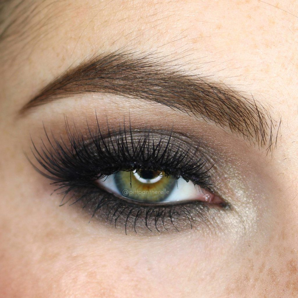 Sultry Taupe Smokey Eye Tutorial (With images) Smokey