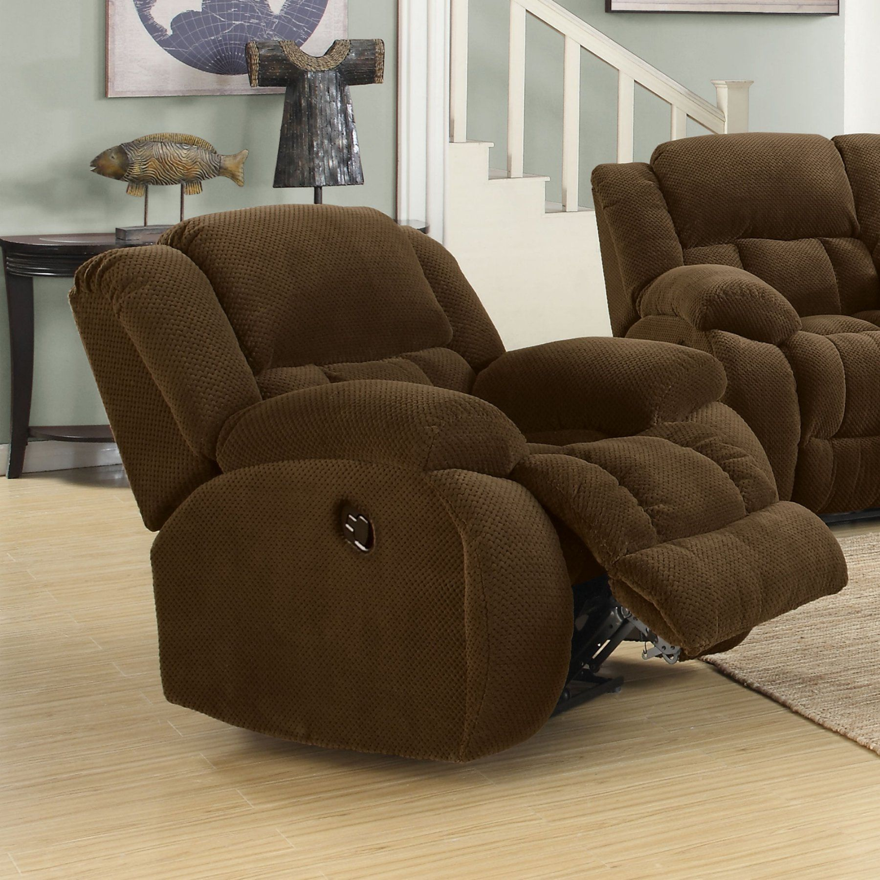 Surprising Coaster Richland Recliner Products Recliner Glider Gmtry Best Dining Table And Chair Ideas Images Gmtryco