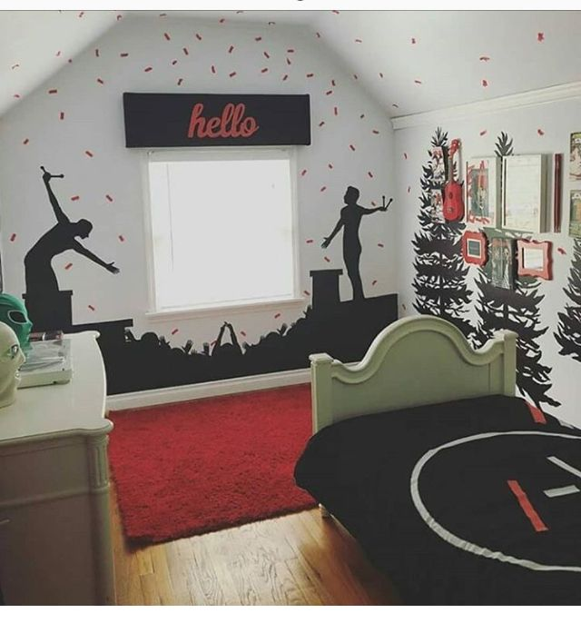I Now Want This To Me My Room