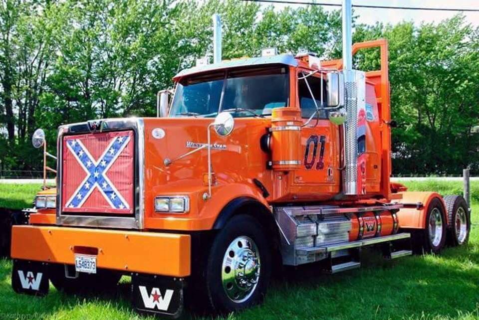 Pin By Philip Corkill On Semi General Lee Western Star Trucks