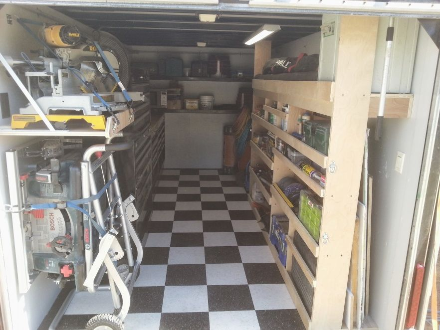 111435d1398333824 job site trailers show off your set ups for Rv workshop