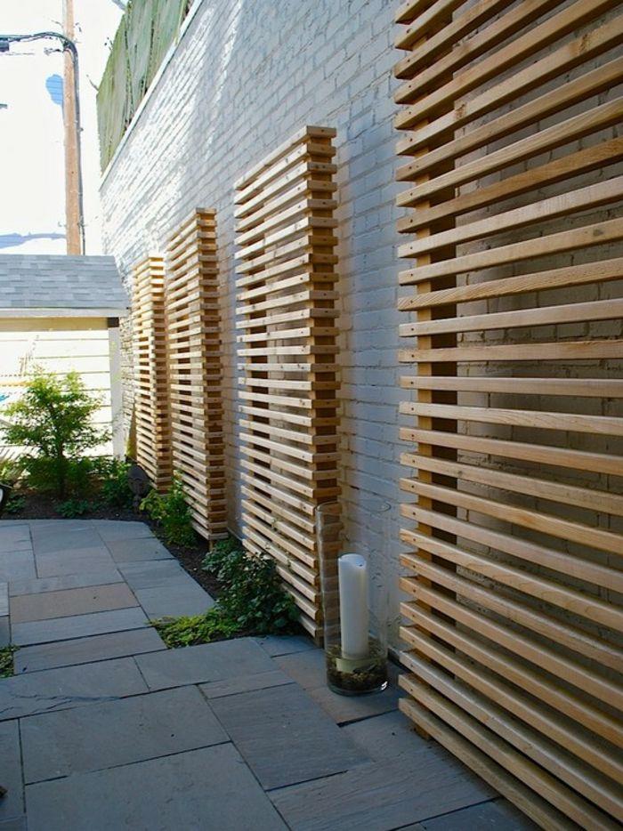 1001 Moderne Und Stilvolle Sichtschutz Ideen Fur Garten Sichtschutz Garten Garten Landschaftsdesign Terassenentwurf