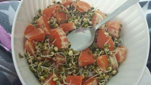 Sprouts orange