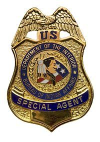 Special Agent Badge Inquire before your hire