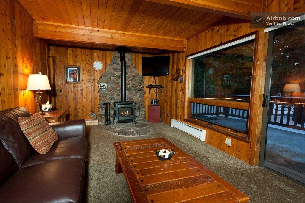 Cozy Tahoe Cabin Near Northstar In Lake Tahoe Tahoe