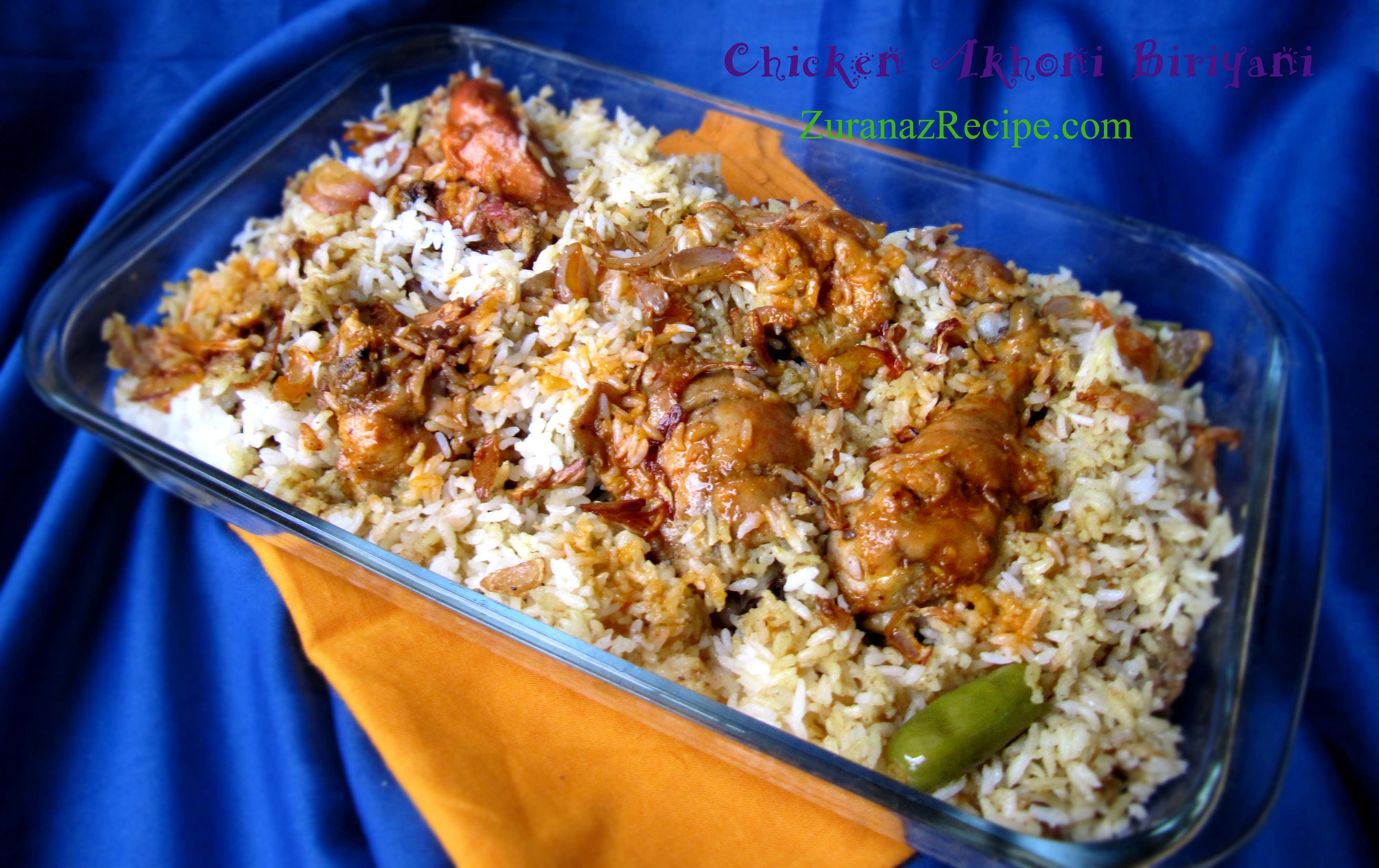 Chicken akhoni biriyani bangla recipes pinterest bengali food explore bangladeshi recipes bangladeshi food and more chicken akhoni biriyani forumfinder Choice Image