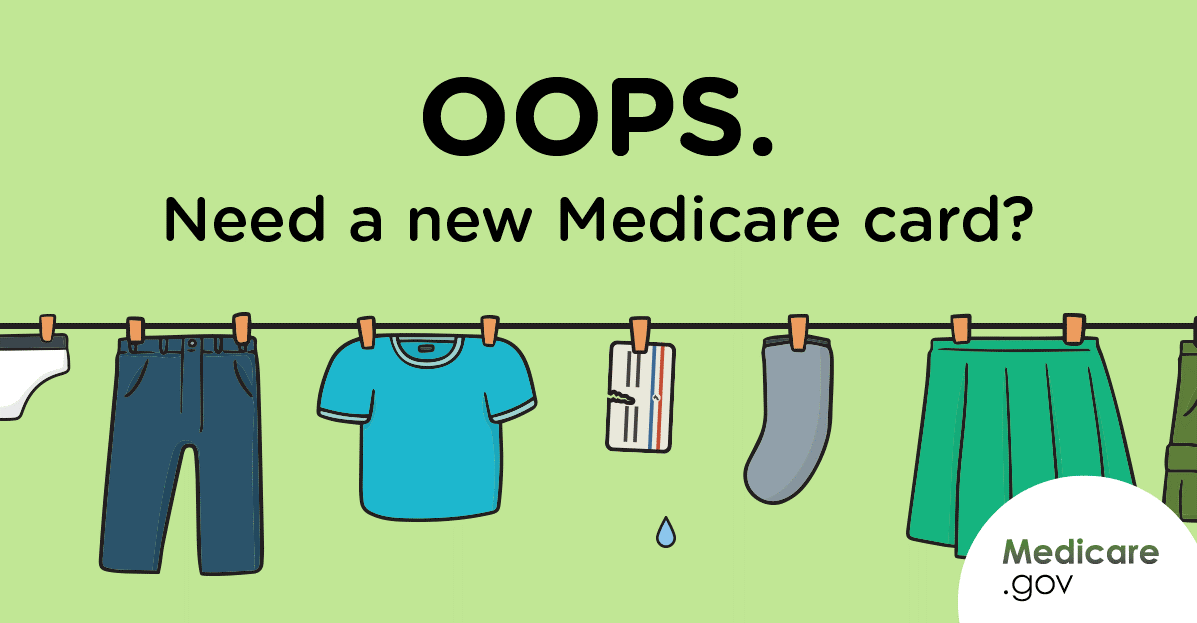 Did you know that you can request a replacement medicare card did you know that you can request a replacement medicare card online using your my social ccuart Choice Image