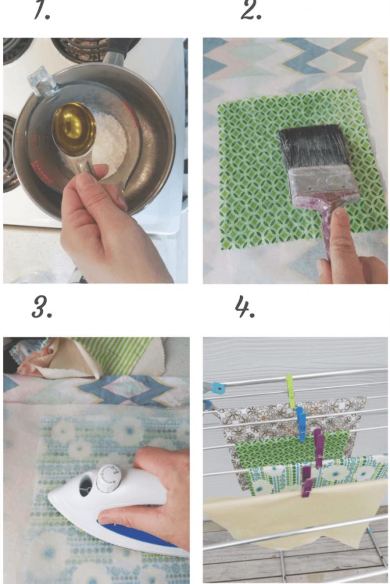 DIY: Beeswax wraps - Palmers Garden Centre #beeswaxwraps DIY: Beeswax wraps - Palmers Garden Centre #beeswaxwraps