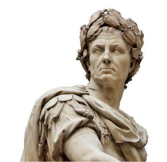 Cayo Julio Cesar Augusto Statue Julius Caesar Greek Statue