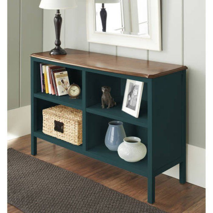 10 Spring Street Hinsdale Horizontal Bookcase 47 5w X 17d X 31h In 179 With Images