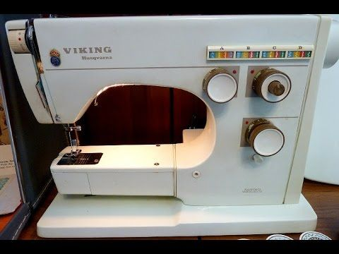 Repair A Husqvarna Viking 40 That's Stuck And Won't Move YouTube Extraordinary Viking 6440 Sewing Machine