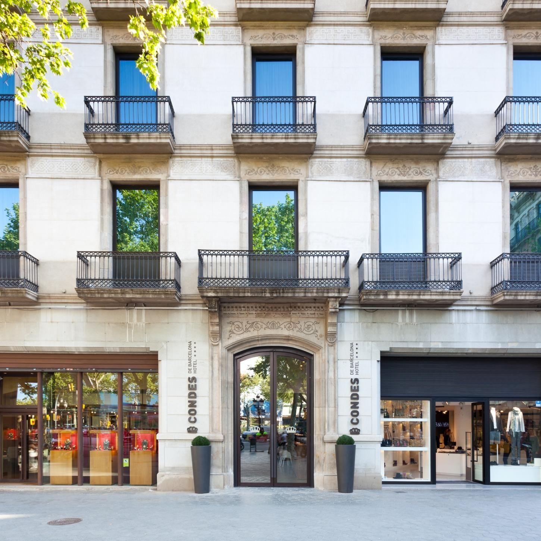 Hotel Condes De Barcelona Hotel Condes De Barcelona