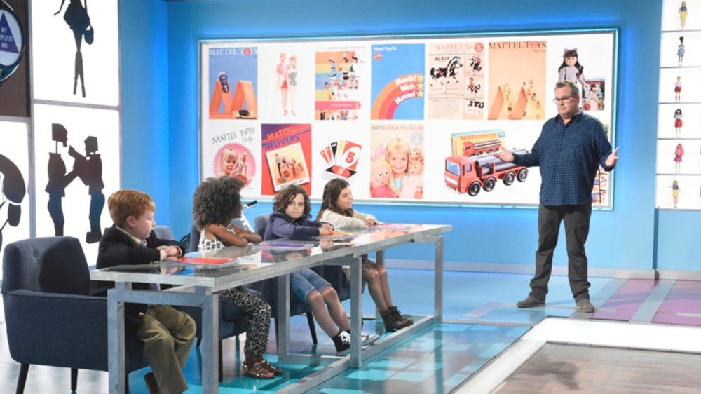 ABC and Mattel Partner to Create a 'Shark Tank' for Toy