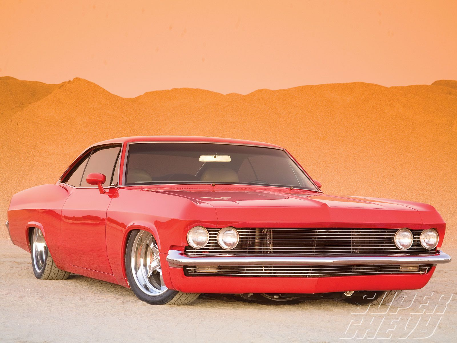 Check out Bill Frye s 1965 Chevy Impala SS with a 454 Chevy engine