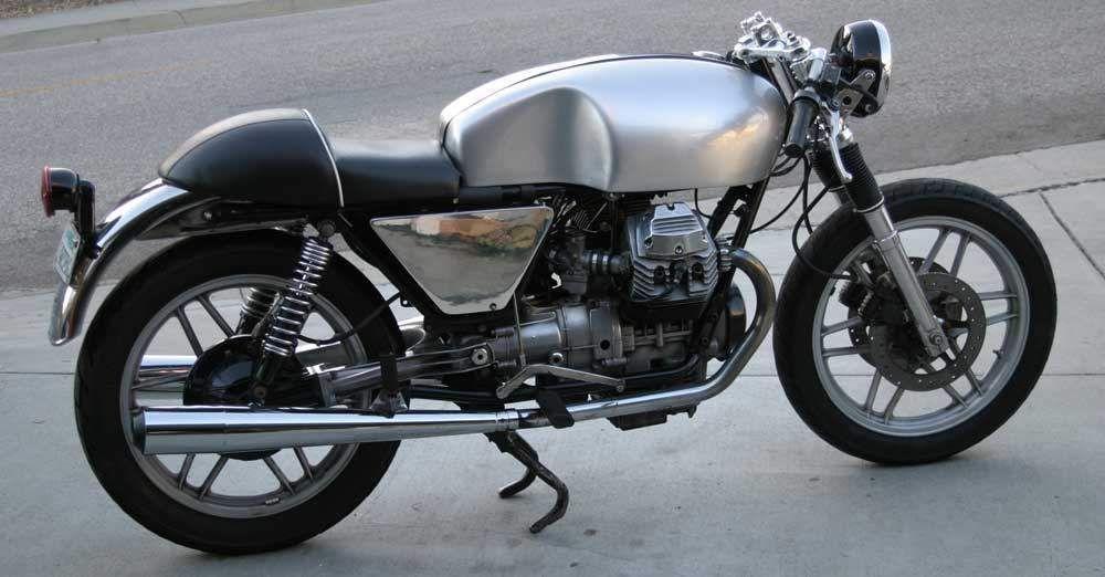 GUZZISTAS - Transformar V65 florida custom, en cafe-racer ...