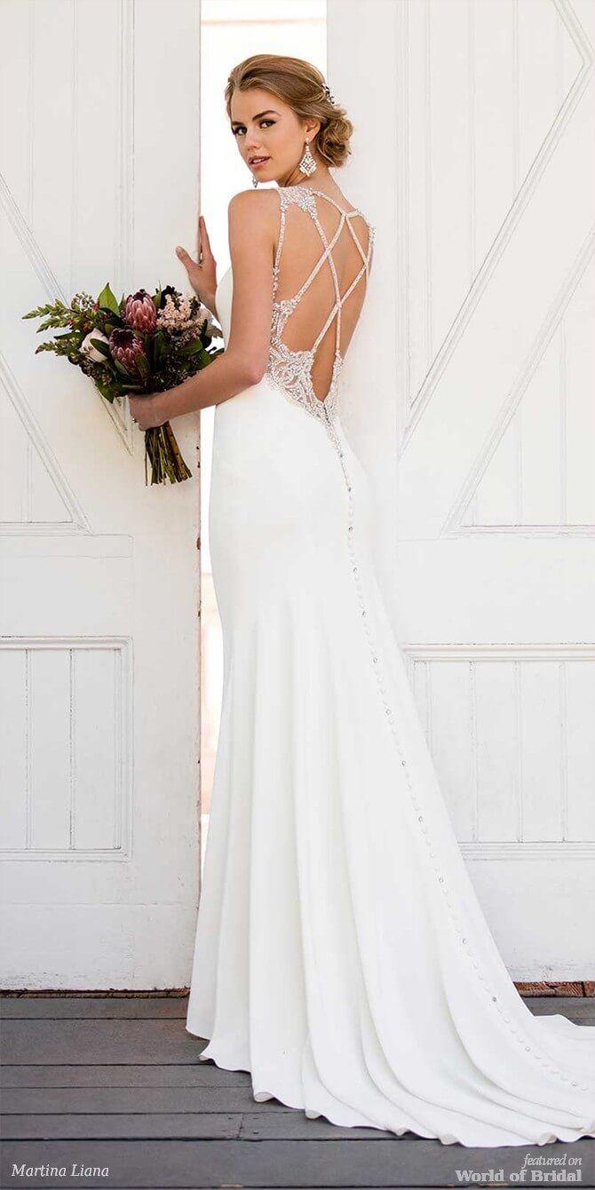 Martina Liana Spring 2018 Bridal Collection | Latest Wedding Dresses ...