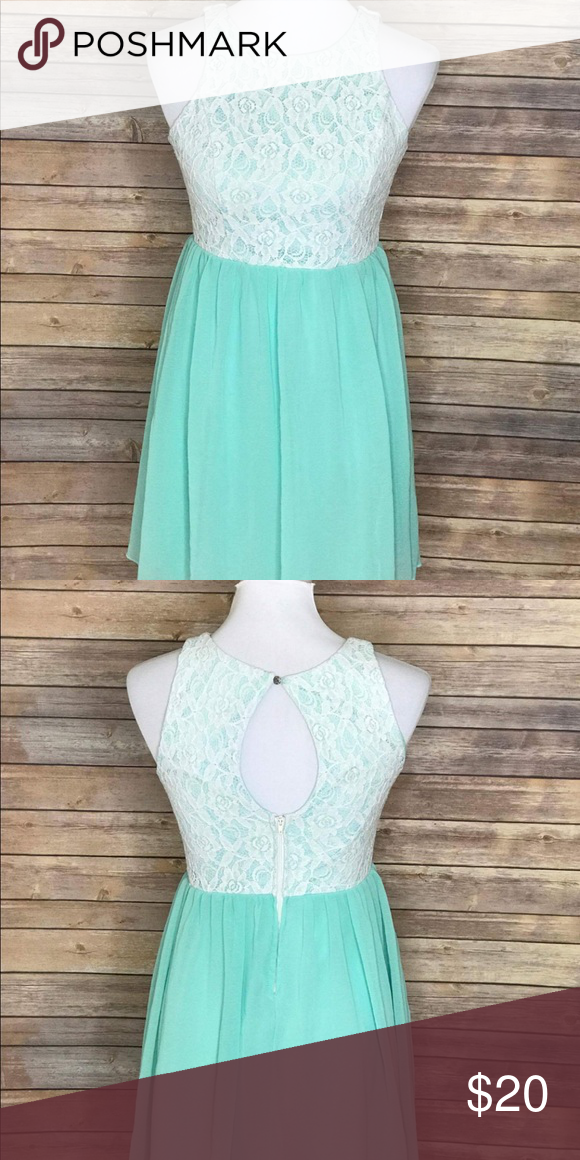 Pretty robins egg blue dress Love this dress just gain to much weight Dresses Mini
