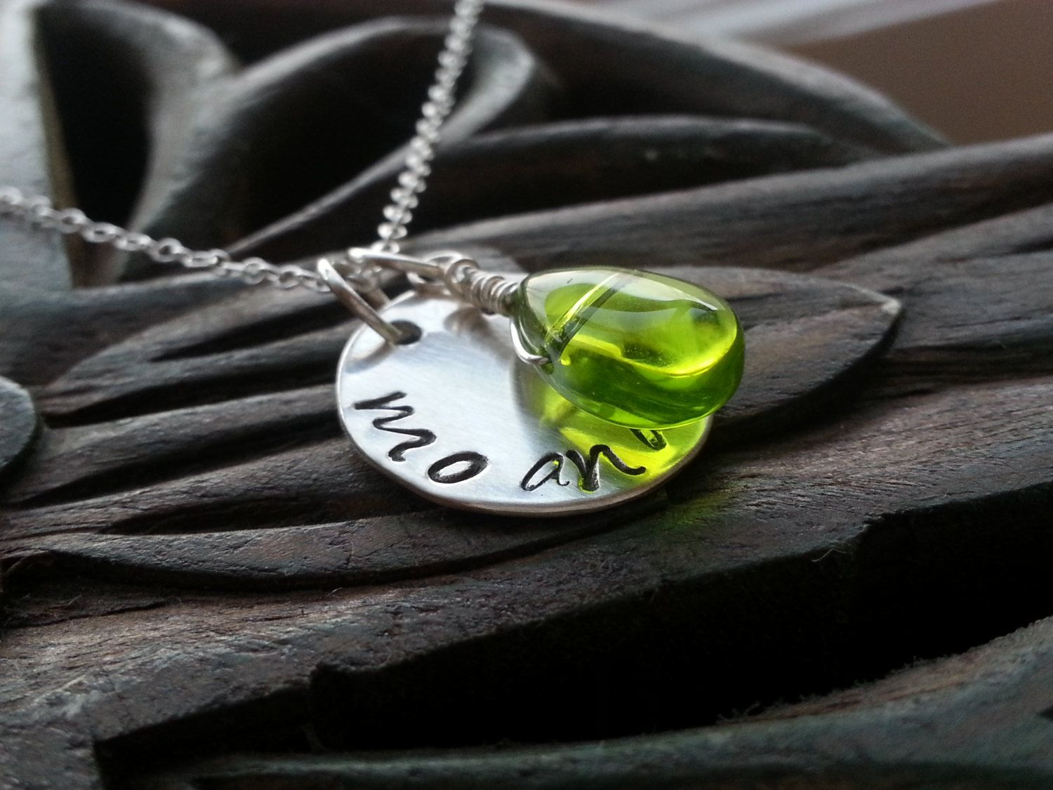 Mo Anam Cara Irish My Soul Mate Sterling Silver Necklace