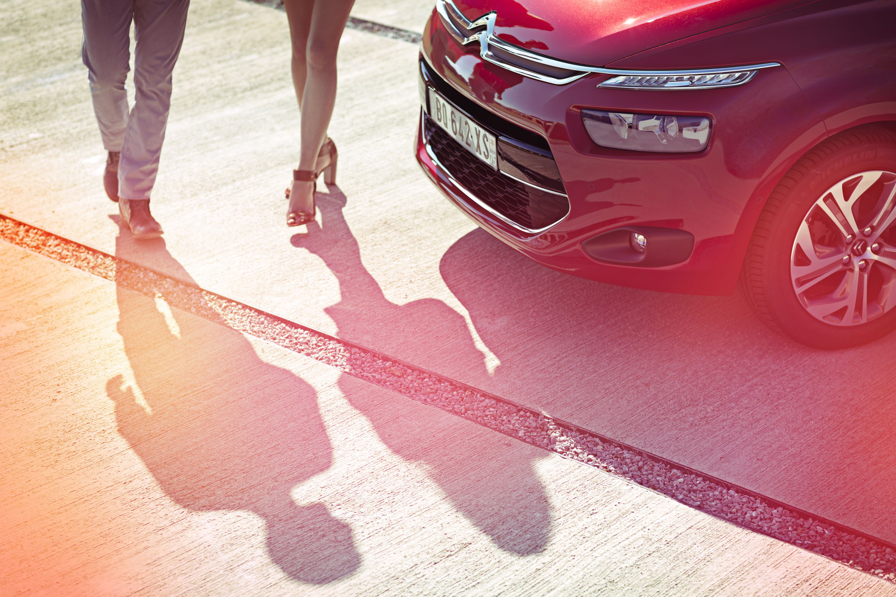 The new Citroën C4 Picasso.