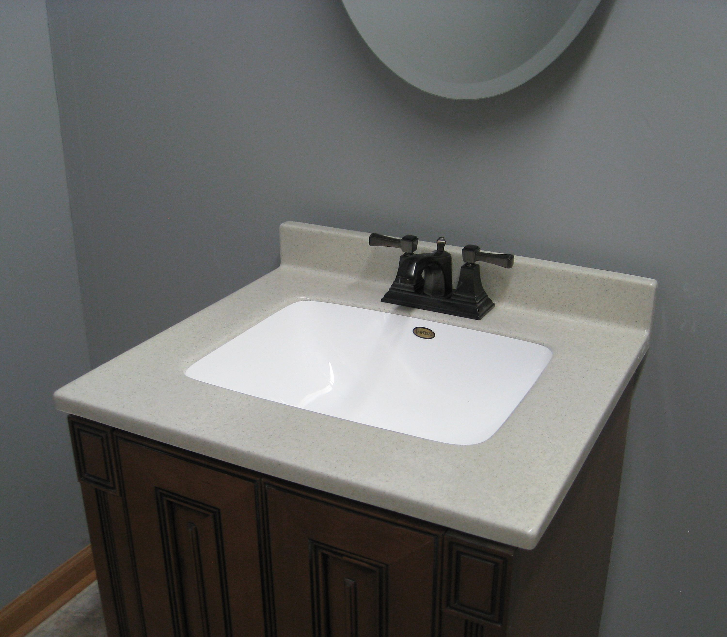 Rectangle Bowl Shown With Undermount Bowl Www Imperialmarblecorp Com Cultured Marble Vanity Tops Marble Vanity Tops Bowl Designs