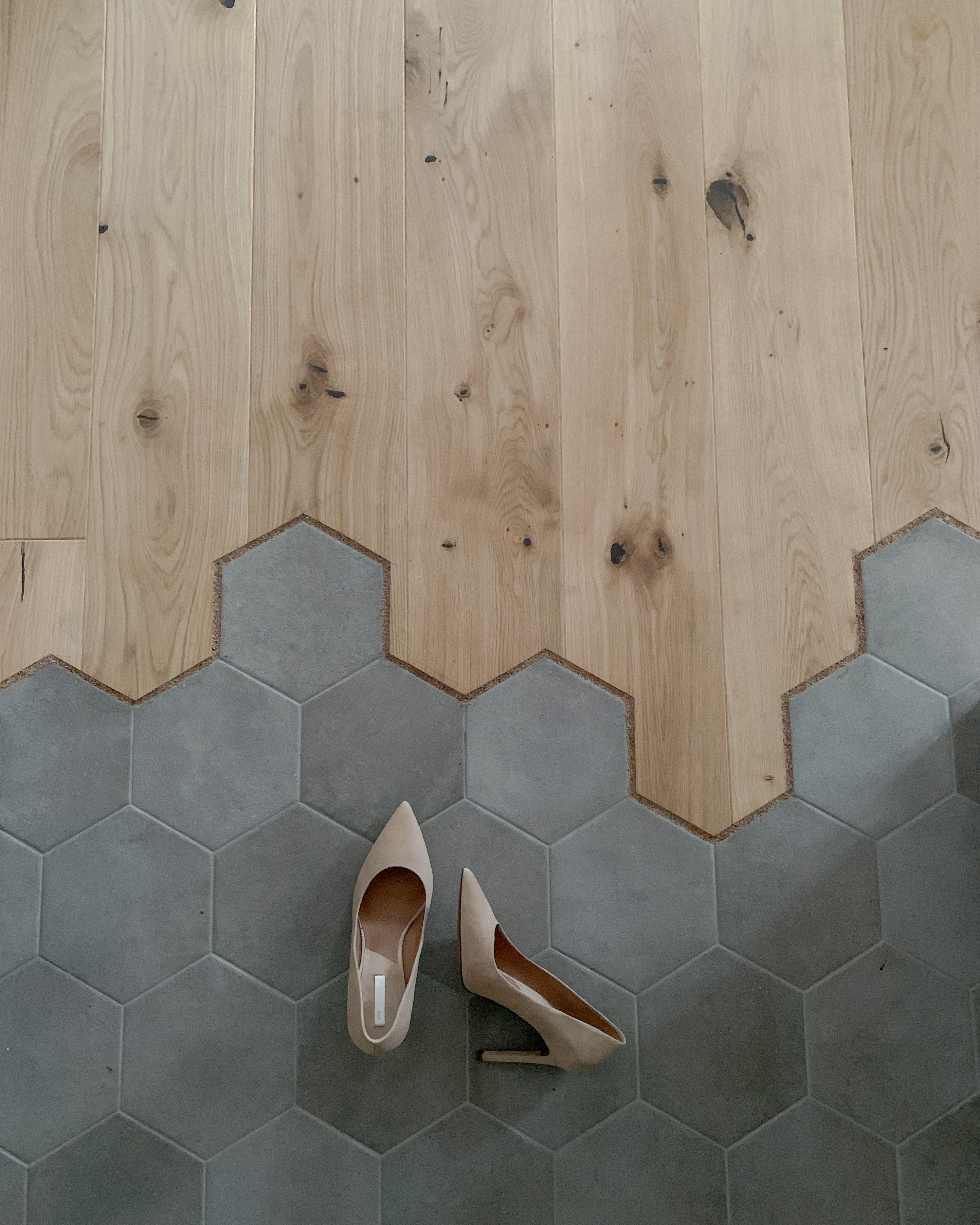 Bodengestaltung Parkett Fliesen Ideen In 2020 Hexagon Fliesen Bodengestaltung Fliesen