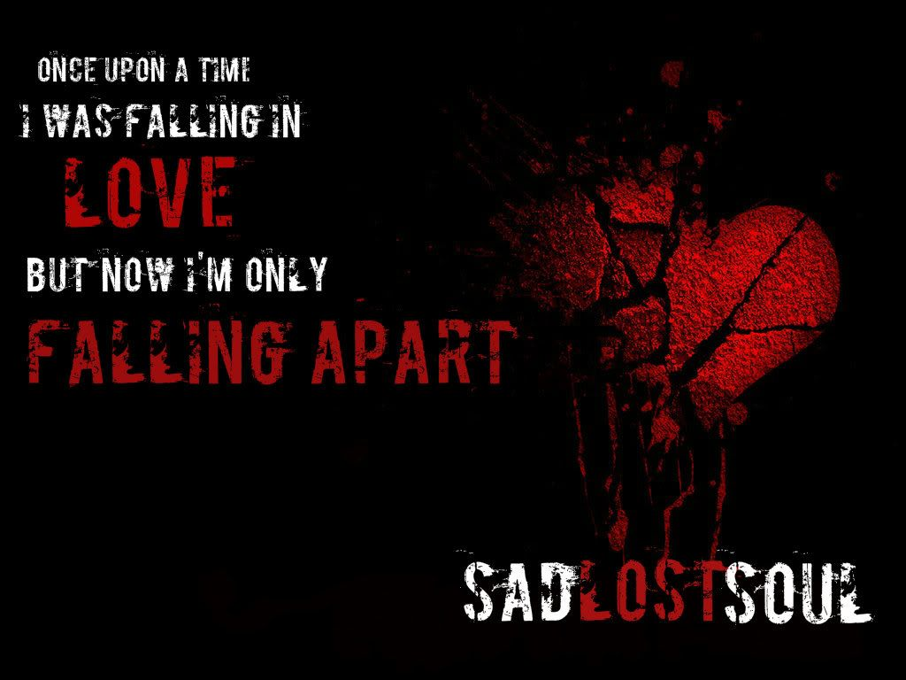 Love Kills Wallpaper : Sad Heart Broken Love Quotes Heart Broken Wallpapers... Love Kills Slowly... Pinterest ...
