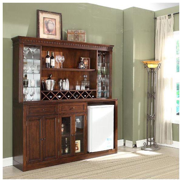 eci furniture manchester back bar with wine storage u0026 reviews wayfair