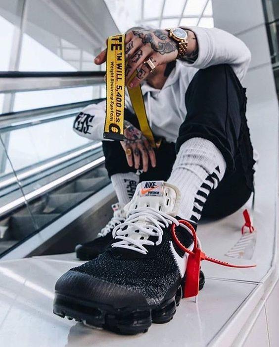 sensación intersección ama de casa  Pin by Sebastian Cruz on Original Nike Off-White | Hypebeast fashion, Urban  fashion trends, Mens snow fashion