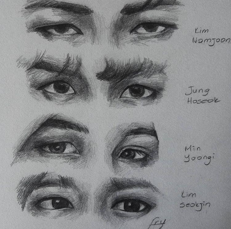 Pin By Hannah Caldwell On Sketchbook Bts Drawings Kpop Drawings