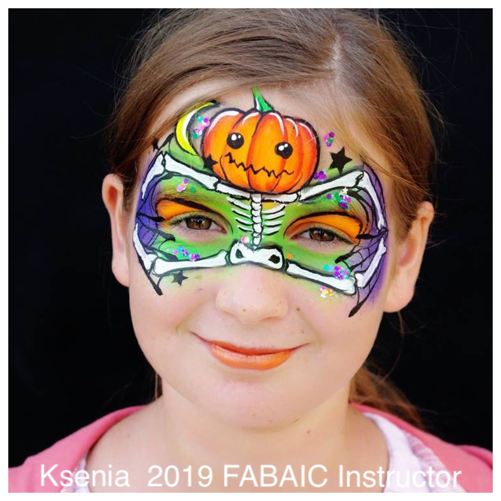 Learn from the best at the face and bodyart international