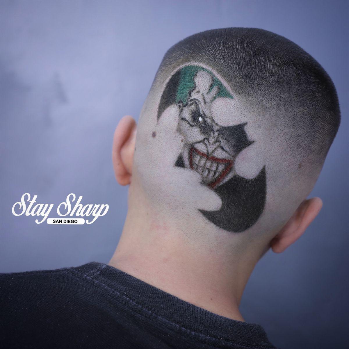 11++ Joker haircut ideas