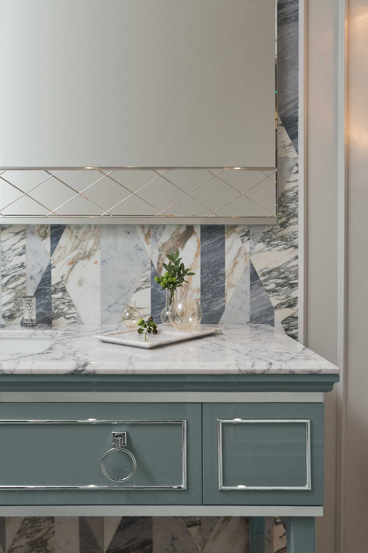 Lutetia collection of luxury bathroom furniture by Oasis Pinterest