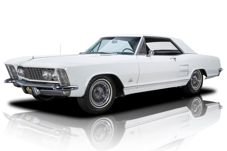 136897 1964 Buick Riviera RK Motors Classic Cars and Muscle Cars for Sale  in 2021 | Buick riviera, Buick, Buick riviera for sale