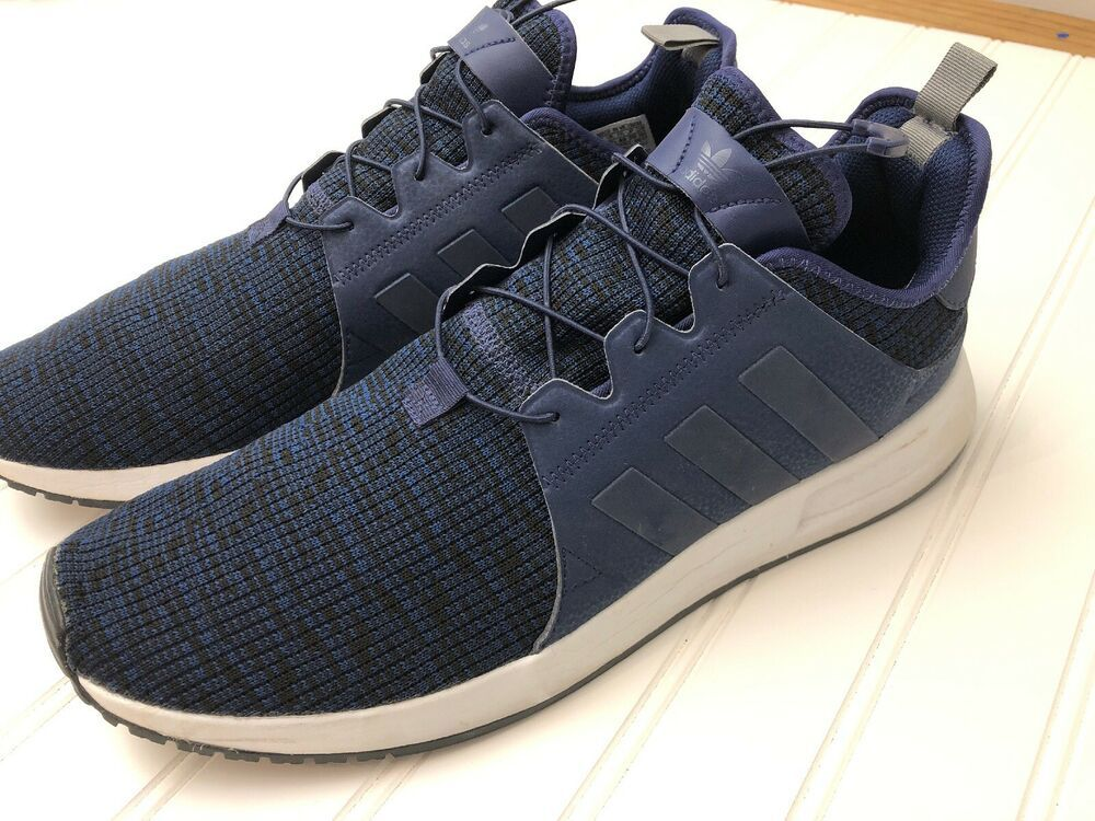 New Men/'s Adidas Pure Boost ZG Running Shoes Size 8-13 Navy//White BA8454 LastOne