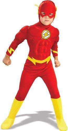 Deluxe Child Flash Costume with Muscle Chest - Small by Rubies, http://www.amazon.com/dp/B000GYY2ZO/ref=cm_sw_r_pi_dp_Bacnqb1G16QNE